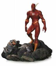Flash vs Gorilla Grodd Patina Mini Statue Michael Turner DC Comics NEW SEALED