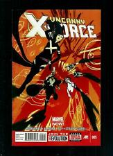 Uncanny X-FORCE US MARVEL vol.1 # 5/'13