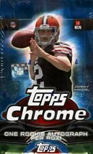 Topps Chrome 2014 Mini Football Hobby Case Blowout Cards