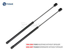 Rear Trunk Gas Charged Lift Support Fits 1994-2004 Fits Ford Mustang