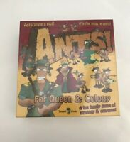 Rare 2009 Ants For Queen & Colony Brand New And Sealed Board Game
