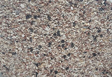 Vogelgrit mit Mineralien Austern Rotstein Holzkohle  5kg Gp 2,00€/kg