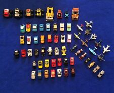 Micro Machines LOT of Galoob vintage Cars, Trucks, Planes, And Race Cars.