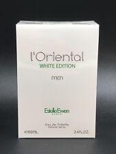 L'ORIENTAL WHITE EDITION by Estelle Ewen 3.4 oz / 100 ml EDT Cologne Spray Men