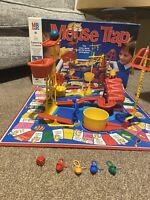 Vintage Mouse Trap Board Game By MB Games 1996 100% Complete Long Box Edition