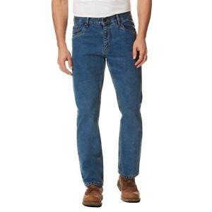 Hero Denver  Jeans -  Regular Straight - blue stone / blau - von STOOKER Brands