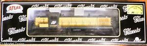 Atlas Classic Gold HO #10003053 (w/LOK Sound) Chicago & Northwestern