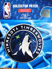 Official Licensed NBA Minnesota Timberwolves Global Logo Iron or Sew On Patch