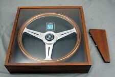 Nardi Classic Wood Steering Wheel - 360mm - Includes Wooden Display Box