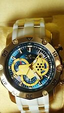 Invicta 23423 Men's Pro Diver 49mm Quartz Stainless Steel and Silicone Watch