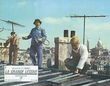 BOURVIL FRANCIS BLANCHE LA GRANDE LESSIVE MOCKY 1968 VINTAGE LOBBY CARD #10