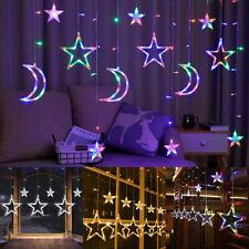 LED Weihnachts Lichterkette Fens...