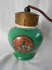 Aerozon Rauchverzehrer Duftlampe Art Deco Orient Karawane Kamel Papagei