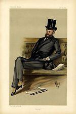 BANKER BARON FERDINAND JAMES DE ROTHSCHILD LIBERAL UNIONIST MEMBER OF PARLIAMENT