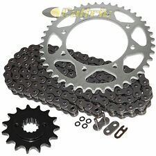 O-Ring Drive Chain & Sprocket Kit Fits KAWASAKI KLR650 KL650A KL650E 1990-2016