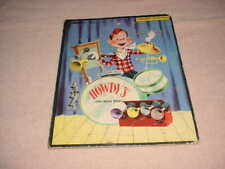 Whitman Vintage Howdy Doody 1950's Picture Puzzle Howdy's One-Man Band