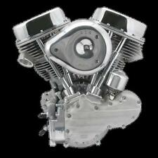 New S&S Harley Davidson Panhead P74 Assembled Engine for 1948-'64 Chassis
