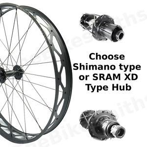 Sun Ringle MuleFut 80SL 26in REAR 12x197 Tubeless Ready Thru-Axle fat bike wheel