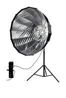 NanLite Parabolic Wide 90cm Softbox SBPR90 for Photography and Video Shoots