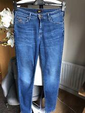 Lee Cooper Blue Jeans Scarlett High Size: W31 L33