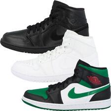 Nike Air Jordan 1 MID Schuhe Men Herren Basketball High Top Retro Sneaker 554724