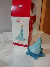 2014 Hallmark Keepsake Disney Frozen Queen Elsa Ornament