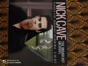 `CAVE, NICK`-BROADCAST ARCHIVES (3CD)