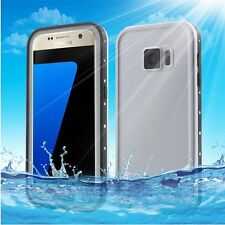 Custodia Impermeabile Antiurto Bianca Samsung Galaxy S7 G930 Waterproof Cover