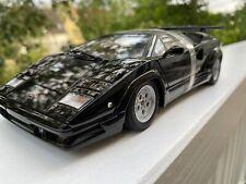 AUTOart 1:18 Lamborghini Countach 25th Anniversary #74539 by RACEFACE-MODELCARS