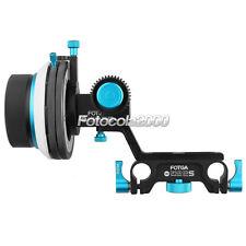 FOTGA DP500-IIS Dampen Follow Focus with A/B Hard Stop for DSLR BMCC BMPCC