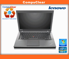 "Lenovo Thinkpad T440, 14"" Laptop, i5 1.9GHz, 4GB RAM, 128GB SSD, Win 7 Pro"