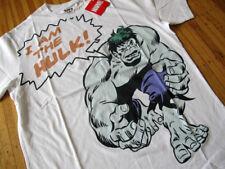 UNIQLO x MARVEL Incredible Hulk tshirt M vtg avengers ironman authentic licensed