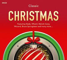 Classic Christmas Universal Digipak by Various Artists.
