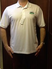 Core 365 White Polo Shirt  Size Large  RN101146