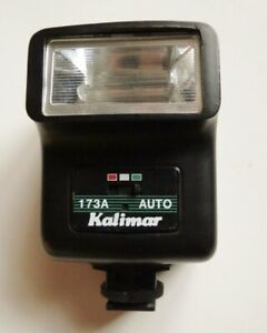 Excellent+* Electronic Flash Kalimar Auto 173A   w/ Cord - Tested