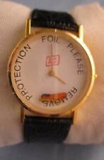 Vtg NOS Oscar Mayer Wienermobile Wiener Hot Dog Wrist Watch NEW Sweda Brand