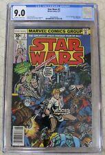 STAR WARS vol.1 (1977)  #2  CGC 9.0 1st App Obi-Wan Kenobi, Han Solo, Chewbacca!