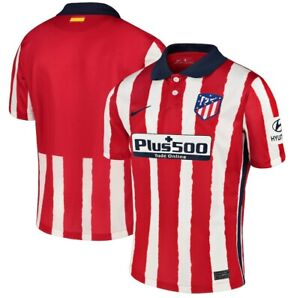 Atletico de Madrid Home Shirt 2020/21