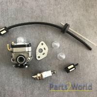 Carburetor Fuel line For Hitachi CG22EA 21.1cc Shaft Grass Trimmer 669-6550 Carb