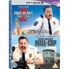 Paul Blart - Mall Cop 1 and 2 DVD