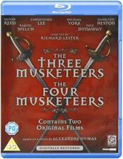 The Three Musketeers  The Four Musketeers [DVD]
