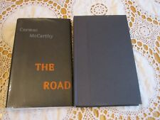 THE ROAD Cormac McCarthy 2007 HC/DJ 1st Edition Eighth Printing Clean Copy