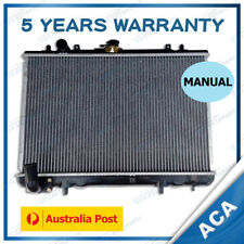 Radiator for Mitsubishi TRITON MK 3.0L 6Cyl V6 10/96-6/06 Manual Premium Core 26