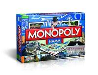 Original Monopoly Hamm City Edition Cityedition Stadt Brettspiel Spiel NEU