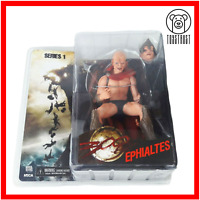 Ephialtes Action Figure with Extra Head from 300 Series 1 Boxed by Neca