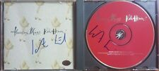 Throwing Muses CD Hand Signed Hersh PAAS/COA Indie Alternative Punk Rock Auto