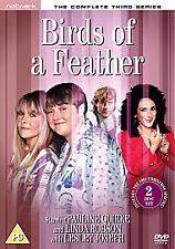 BIRDS OF A FEATHER: S.3 NEW REGION 2 DVD