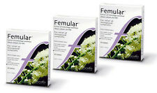 FREE SAME DAY POSTAGE! FLORDIS FEMULAR 30 X 3 TABLETS CLINICAL MENOPAUSE RELIEF