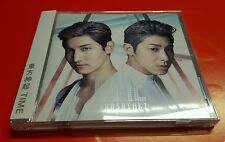 DONG BANG SHIN KI TVXQ TOHOSHINKI TIME 14 TRACKS CD
