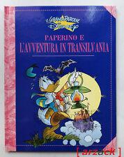 LE GRANDI PARODIE 41 Paperino e l'avventura in Transilvania (Salvadori De Vita)
